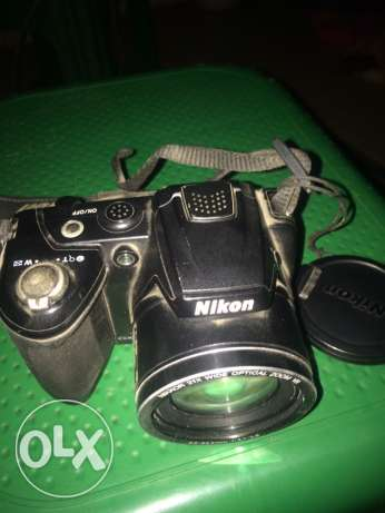 cam nikon l 310 with box and all accessories المطرية -  1