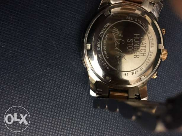 Michael Kors original watch (Series 100) فيصل -  4
