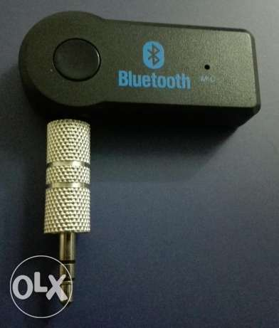 Bluetooth headset for music and phone calls