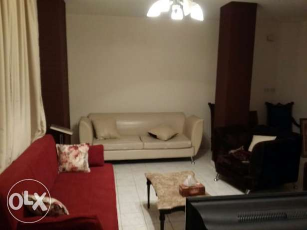 REHAB GUC garden 100m GF fully furnished Flat for rent مدينة الرحاب -  3