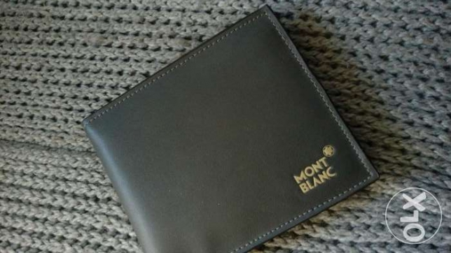Mont Blanc new wallet