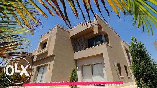 Amazing Stand Alone Villa Type 1 for Sale at V g k Palm hills