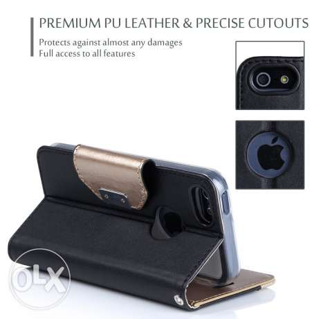 iPhone 7 Plus Wallet Case وسط القاهرة -  2