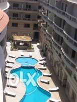 Hot Offer Apartment for sale in Nour Plaza resort 82m2 Garden view