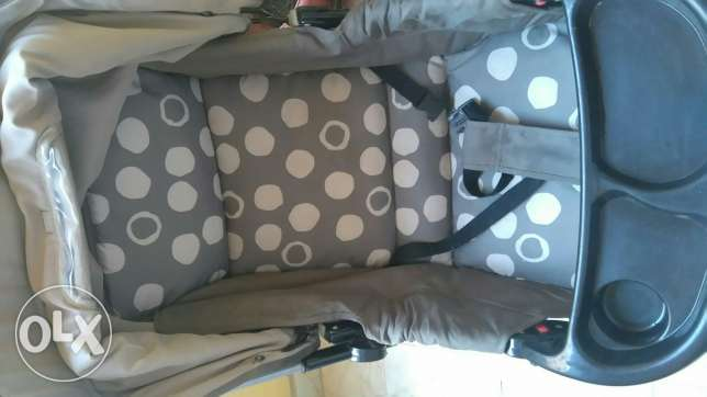 Baby stroller with a swing 6 أكتوبر -  4