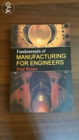 Fundamentals of manufacturing for engineers .. fred water.