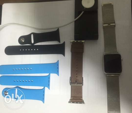 iwatch with every thing u need for it مصر الجديدة -  7