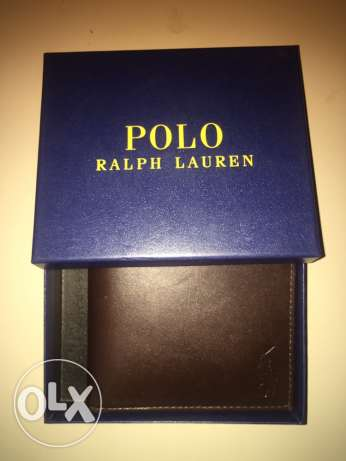 Polo Ralph Lauren Original Wallet