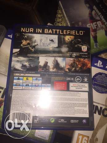 battlefield4 for sale or for exchange with gtav وسط القاهرة -  2