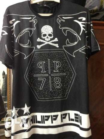 Philipp Plein 'Rebellion' T-shirt M, L, XL Rare Limited Edition