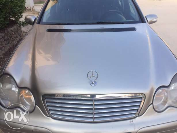 Mercedes Benz C200 Kompressor 2007 Sport Edition حى الجيزة -  1