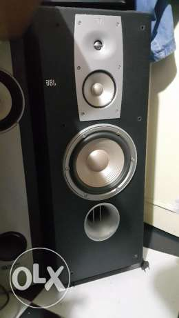 JBL N38 Speakers with N Center for Home theater - سماعات مسرح منزلي وسط القاهرة -  3