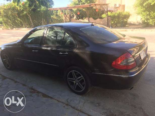 E 350 Bk*Bk 2008 Perfect Condition المعادي -  2