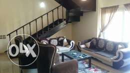 for rent in palm hills the village bent house fully furnished