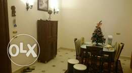 For sale spacious three bedroom apartment in El Kawther. 525,000 LE