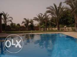 Modern Villa For sale In Lake view With Installments تقسيط Over Lake 9