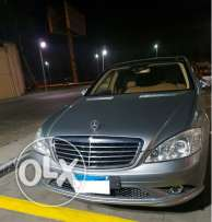 mercedes S500 model 2006 AMg special order 20000 km