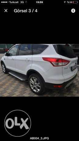 عتب جانبي فورد كوجا اصليford kuga side step 6 أكتوبر -  3