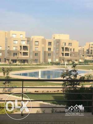 (Apartment in Palm park for sale Finished (A01-AP-891