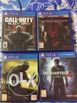 for sale ps4 cd's