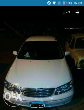 Nissan sunny automatic 2008 First owner الدخيلة -  2