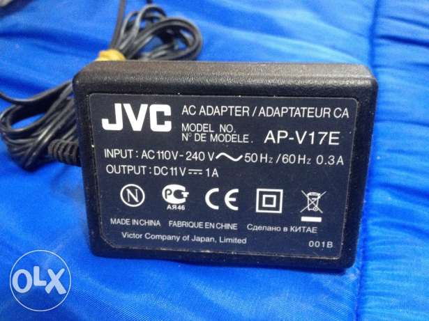 JVC ac adapter