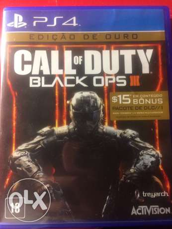 cod bo3 ps4 gold edition didn't use