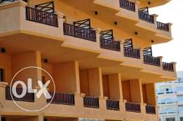 a lovley 1 BD apartment in a new luxury resort 5* .