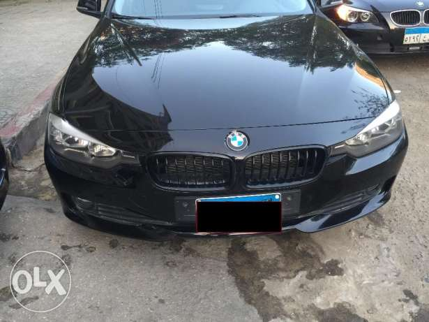 BMW 316i Premium Line (52k kms) for trade with Audi A3 2016