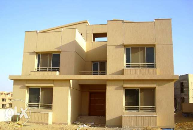 spirit villa villa for sale at newcairo 650 mtr deliverd-instulments التجمع الخامس -  1