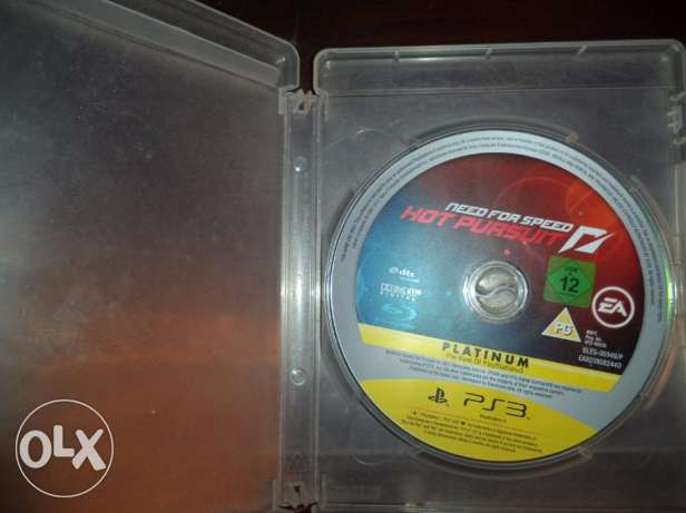 Need for Speed Hot Persuit- PS3