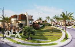 S - vila prime location in Sarai compound 0% down payment
