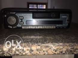 clarion stereo ( nissan sunny 2008 )