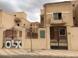 Town house for sale 325 m building 370 m land half furnished 2.2M