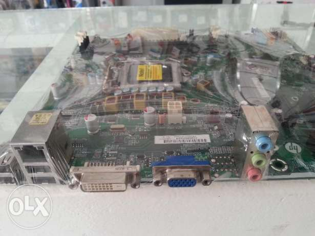 motherboard 1155 ddr3 for hp