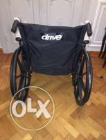 Brand New Drive Wheelchair كرسي جديد