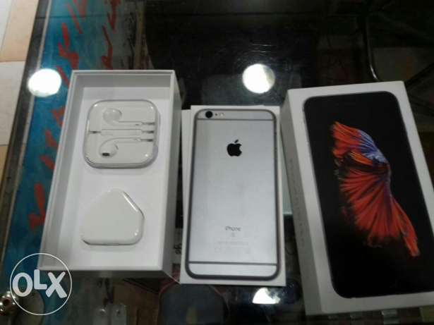Iphone 6 s plus 64 giga new 6 أكتوبر -  2
