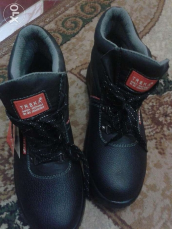 Safety shoes كوم حمادة -  3