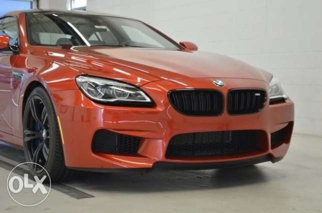 2017BMWM6 Gran Coupe From usa