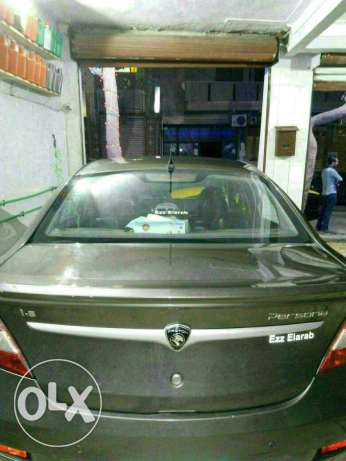 Proton persona clear history almost new petroleum color with luxury