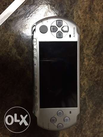 Psp console