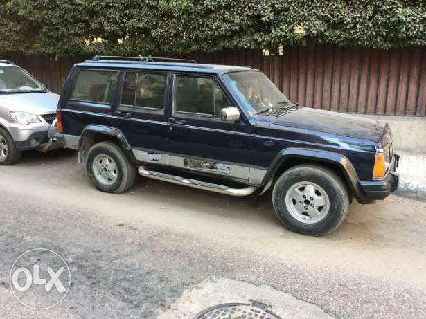 Jeep chrokee 1997 in good condition بولكلي -  2
