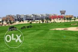 Town House middle for sale in Golf View second row golf course