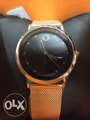 ibso watch