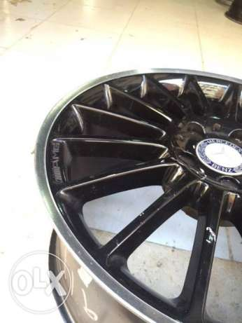 MERCEDES BENZ   mide in garmany     18 2ince for CLA 200 OR 180   /////A M G مدينة دمياط -  1