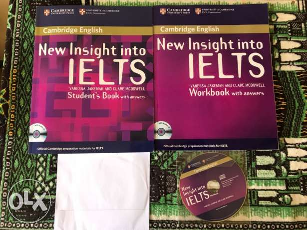 British council's Books For Preparation for IELTS