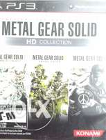 للبيع metal gear solid &call of duty ghosts