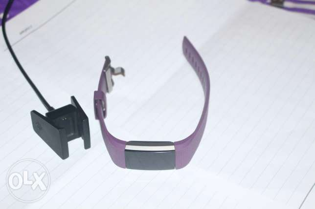 Fitbit Charge 2 New without box Large - Full colors