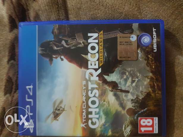 Tom Clancy ghost recon 2017