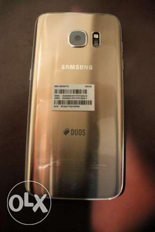 Samsung Galaxy s7 32gb Gold Like Zero مدينة الرحاب -  3
